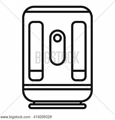 Electronic Insect Trap Icon. Outline Electronic Insect Trap Vector Icon For Web Design Isolated On W