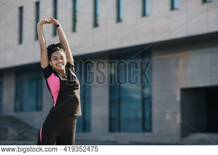 Vitality, Active Lifestyle And Positive Mood For Sports