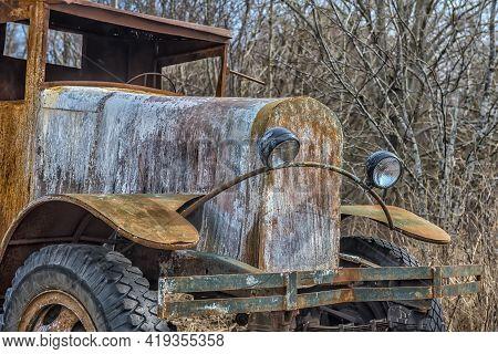 Soviet Truck Gaz Aa