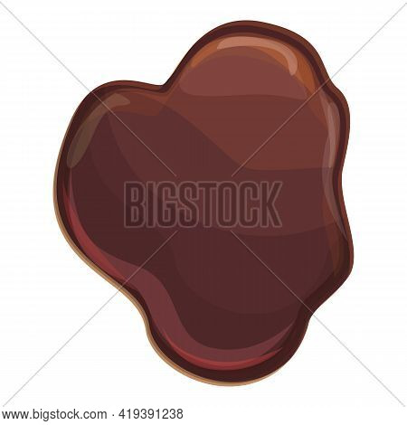 Cuisine Soy Sauce Icon. Cartoon And Flat Of Cuisine Soy Sauce Vector Icon For Web Design Isolated On