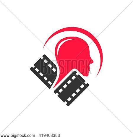 Entertainment Video Footage Logo Design Or Your Brand