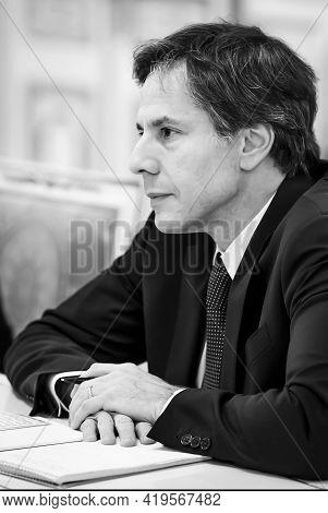 United States Secretary Of State Antony John Blinken