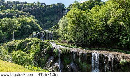 The Waterfall Of Mamrore Closed