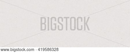 Seamless Card Background Texture. Panoramic Cardboard Banner Or Tileable Repeat Pattern