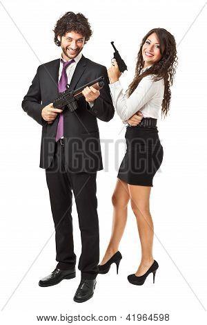 Aggressive Business