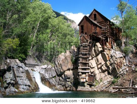 Crystal Mill (deadhorse Mill)