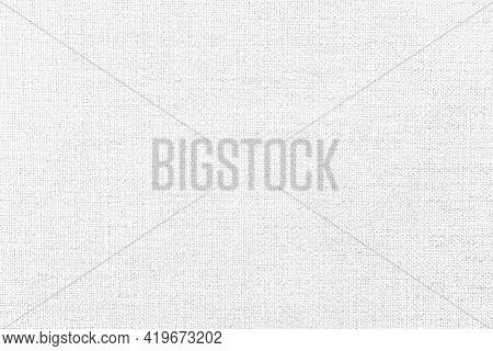 Gray burlap textured background design