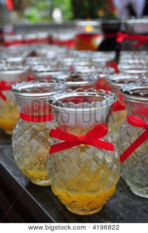 Glass Bottles For Religious Purposes