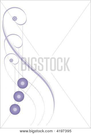 Vertical Festive Card