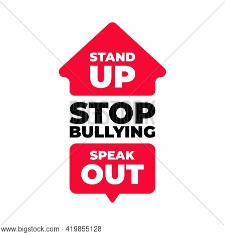 Stand Up Speak Out Stop Bullying Quotes.