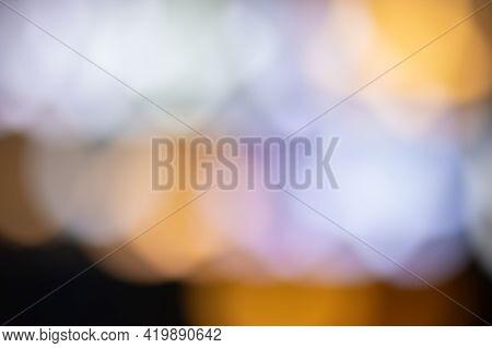 Bokeh Light Blur For Background , Bulb Light Bokeh Blur For Background , Background Bokeh Out Of Foc