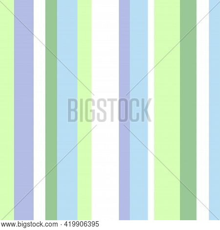 Abstract Stripe Pattern. Colored Background With Many Lines. Seamless Striped Texture. Geometric Col