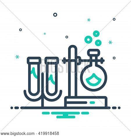 Mix Icon For Equipment Appliance Instrument Apparatus Instrumentation