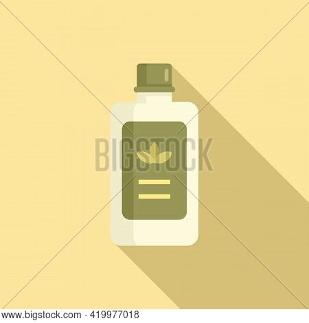 Farming Fertilizer Icon. Flat Illustration Of Farming Fertilizer Vector Icon For Web Design