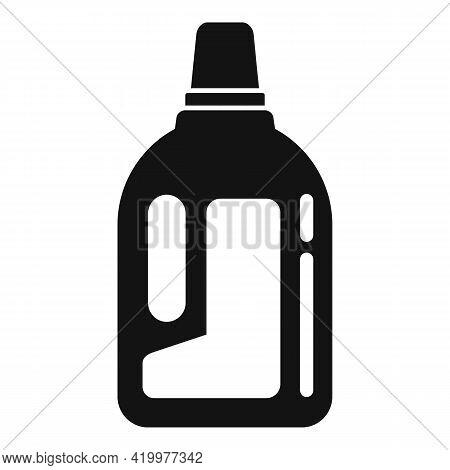 Fertilizer Bottle Icon. Simple Illustration Of Fertilizer Bottle Vector Icon For Web Design Isolated