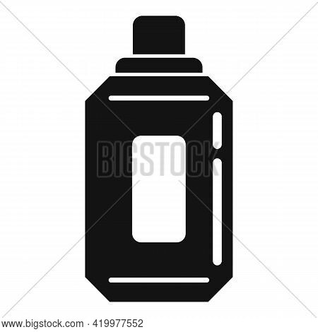 Compost Liquid Icon. Simple Illustration Of Compost Liquid Vector Icon For Web Design Isolated On Wh
