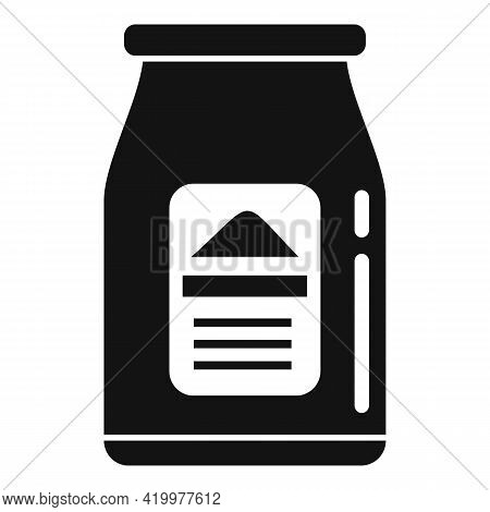 Bio Compost Pack Icon. Simple Illustration Of Bio Compost Pack Vector Icon For Web Design Isolated O