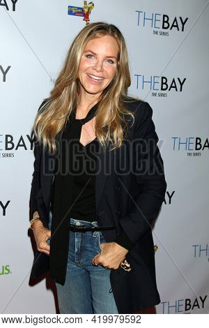 LOS ANGELES - MAY 8:  Carrington Garland at the The Bay's  Season Finale Screening at the Private Residence on May 8, 2021 in Los Angeles, CA