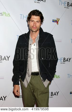 LOS ANGELES - MAY 8:  Will Brandt at the The Bay's  Season Finale Screening at the Private Residence on May 8, 2021 in Los Angeles, CA
