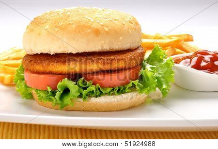Burger-F
