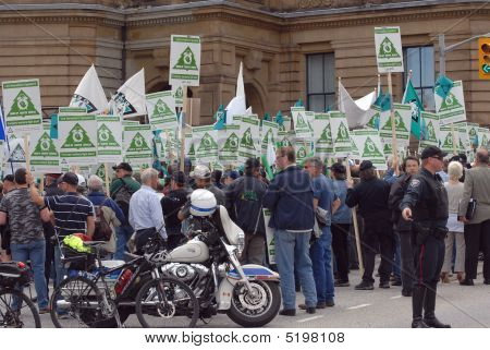 Forestryprotest