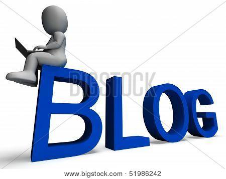 Blog Media Showing Weblog Website