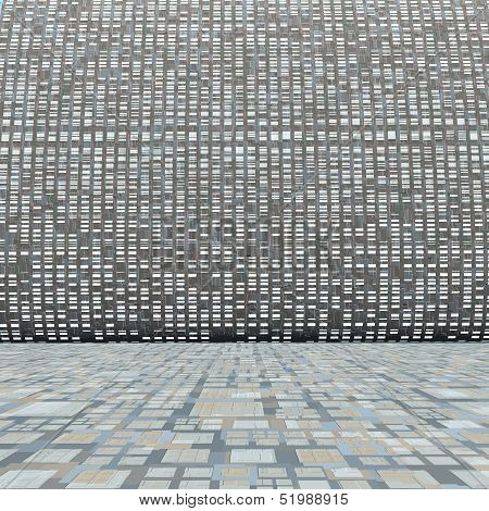 Technology Wall