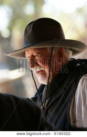 Cowboy Talking