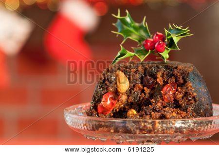 Luxury Christmas Pudding