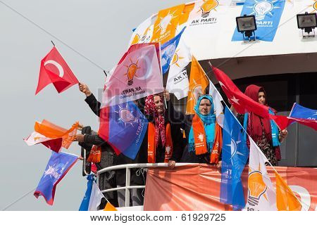 Turkish Local Elections, 2014
