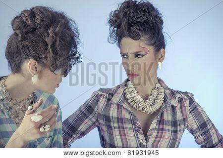 Girls in Fashion Make up