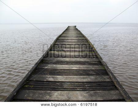 Path Into Nowhere
