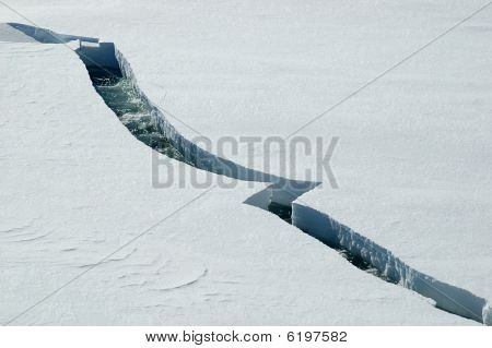 Ice Crack