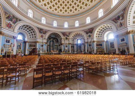 The Mosta Dome