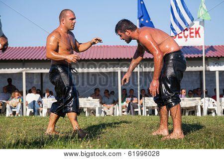 Pomaks Wrestlers