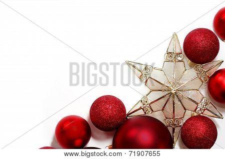 Christmas Decorations Border