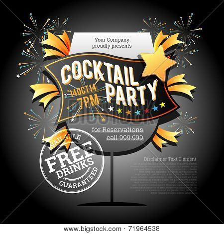 Cocktail Party Element