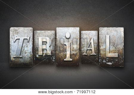 Trial Letterpress