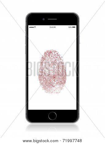 Smartphone Fingerprint App
