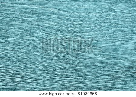 Longitudinal Section Tree Of Turquoise Color