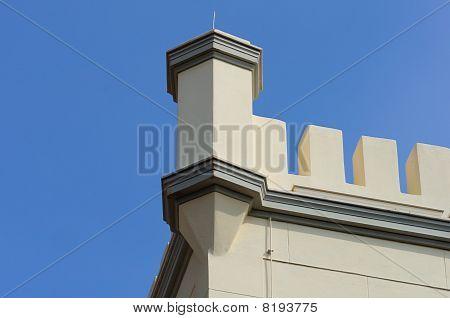 Decorative Tower Battlements