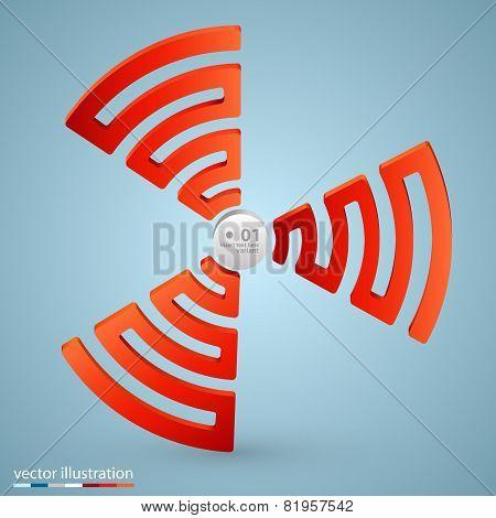Spiral signal info