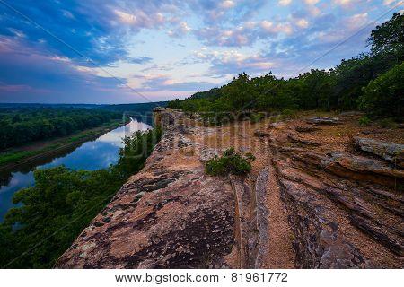 Osage River Bluff