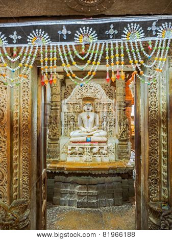 Jainism God Statue