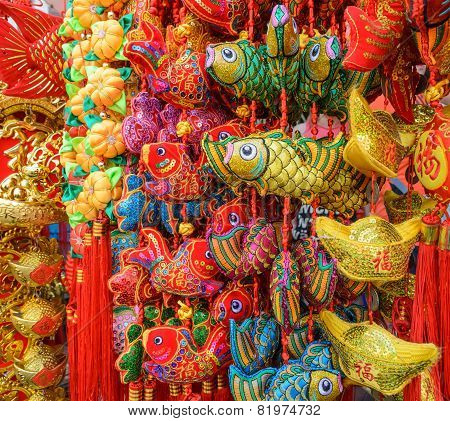Chinese Goodluck Items
