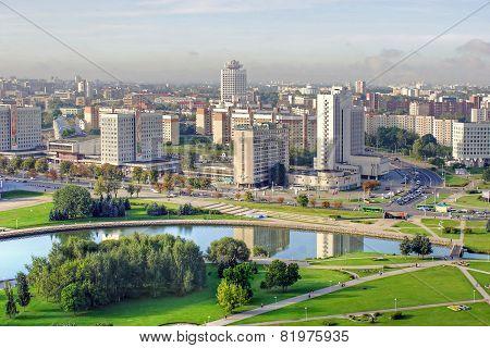 City Minsk