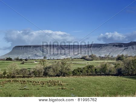 Ben Bulbin Mountain, Sligo, Ireland