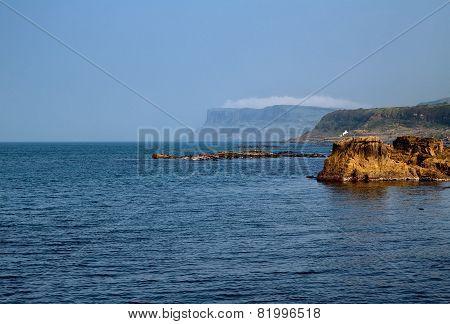 Ballycastle Coastline, Co. Antrim, Northern Ireland