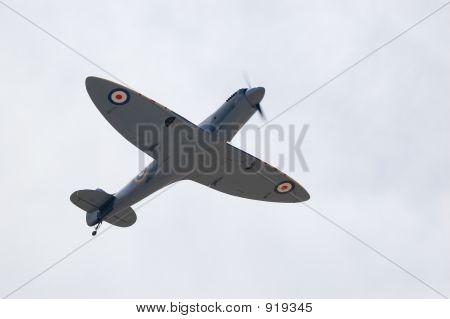 Spitfire Supermarine From Below