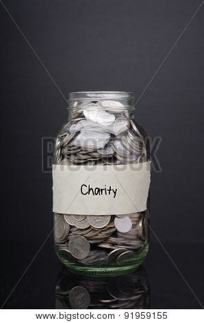 Charity - Financial Concept